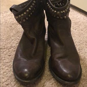FRYE Boots size 8!